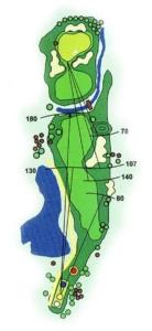 Golf Los Lagos Hoyo 11