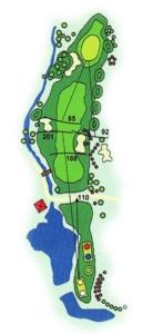 Golf Los Lagos Hoyo 14