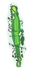 Golf Los Lagos Hoyo 15